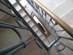 Villa Lanten portaikkoa