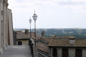 Näkymä Braccianosta