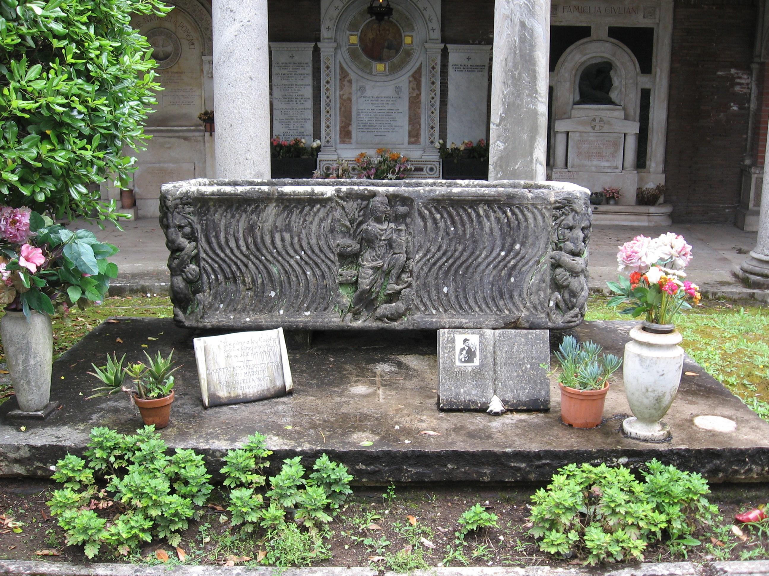 Trilussan hauta