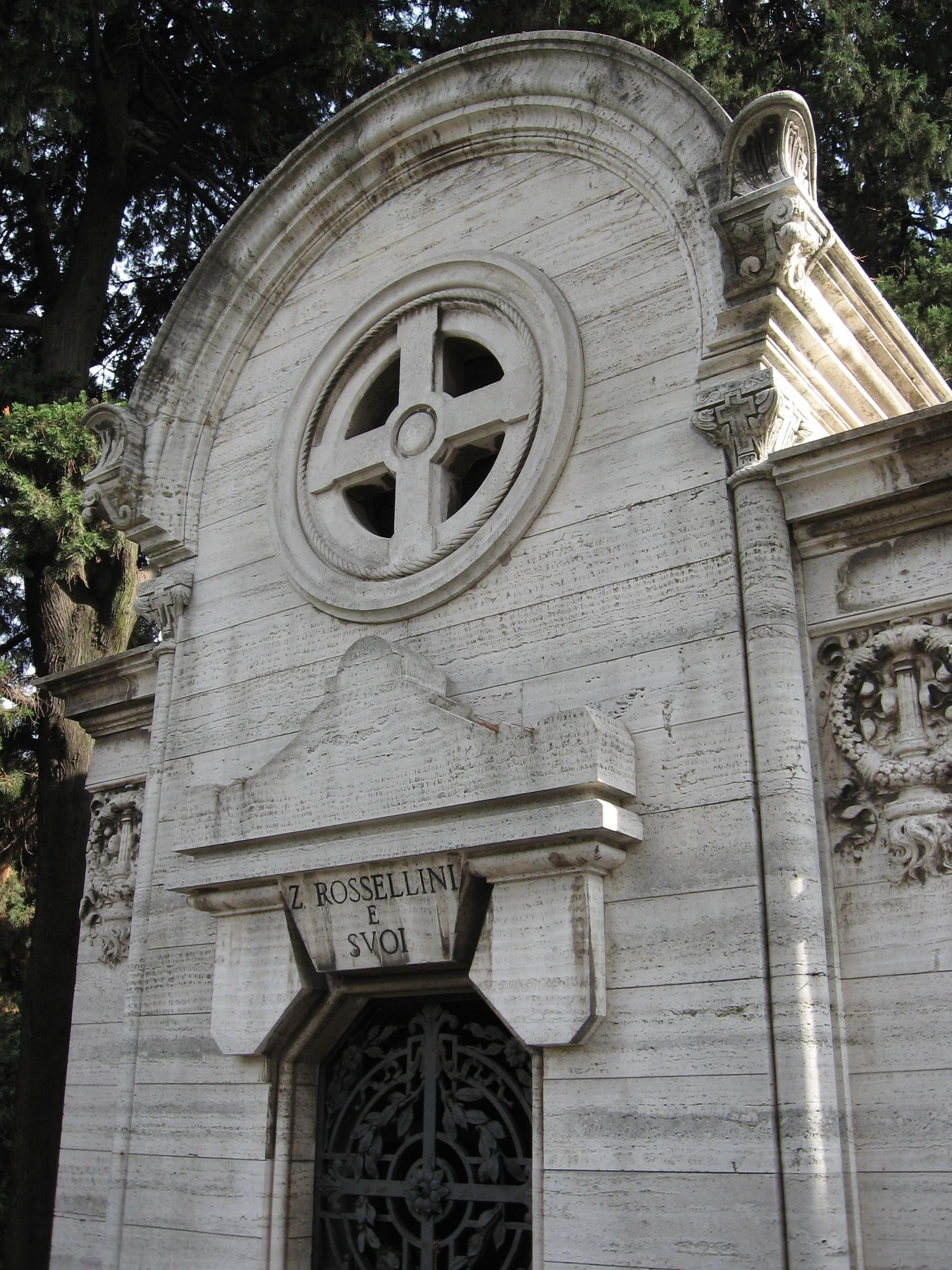 Rosellinin suvun mausoleumi