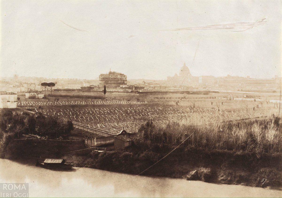 Vanha valokuva vuodelta 1857