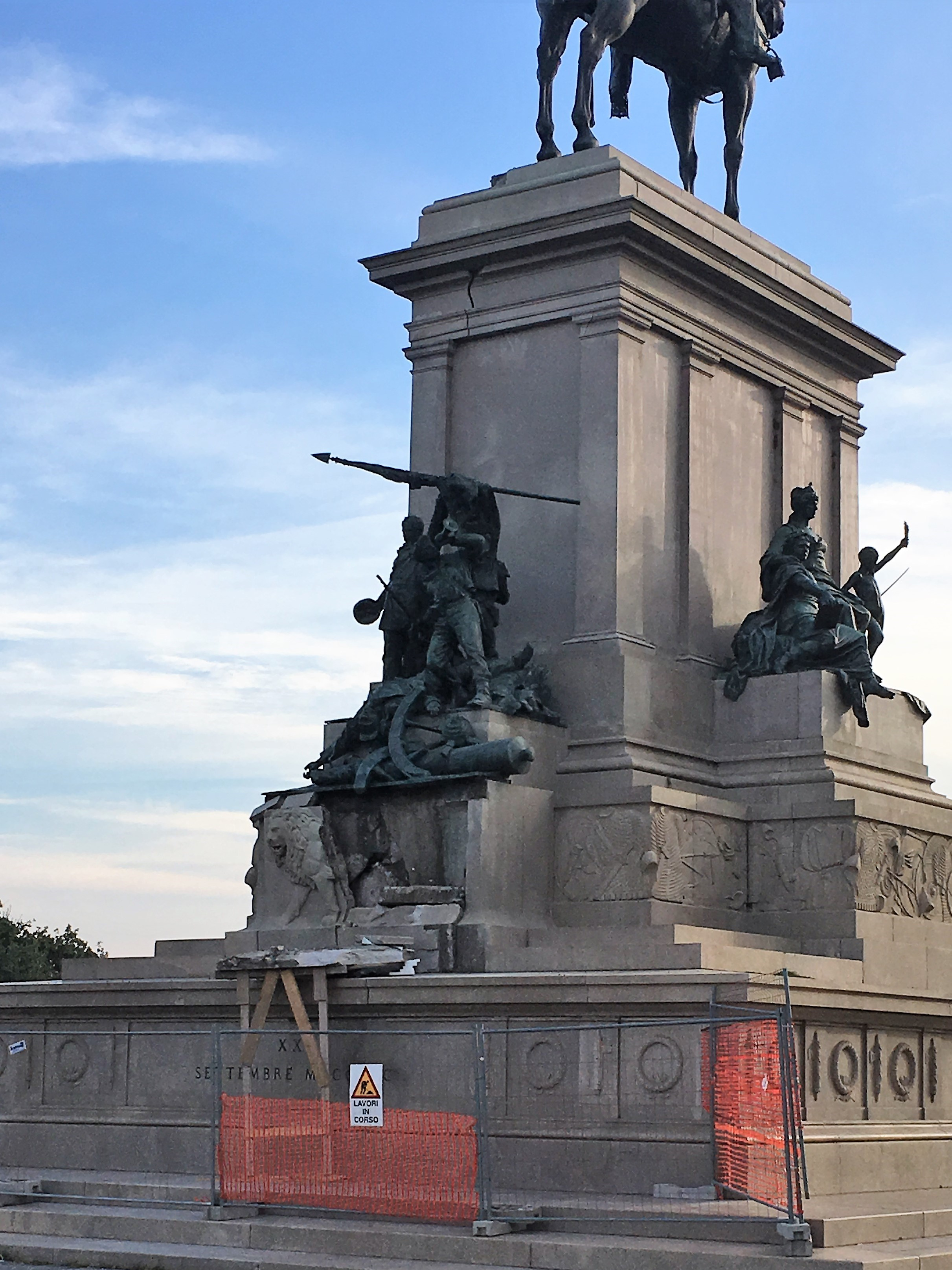 Garibaldin patsas