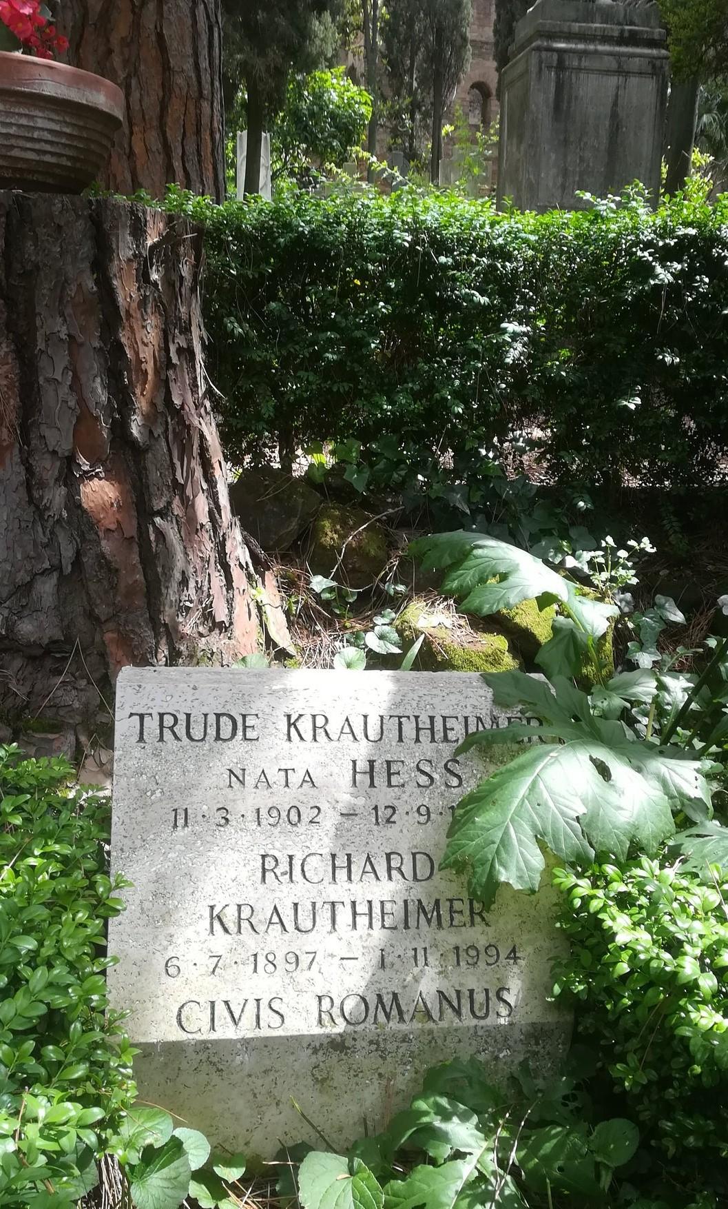 Krautheimerien hauta
