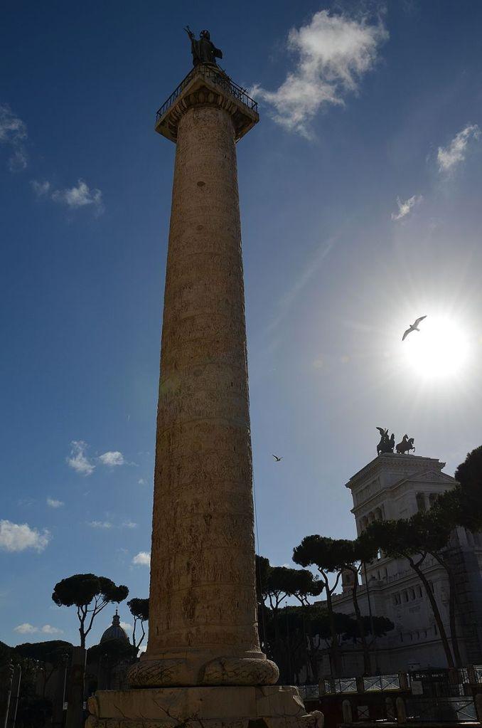 Trajanuksen pylväs