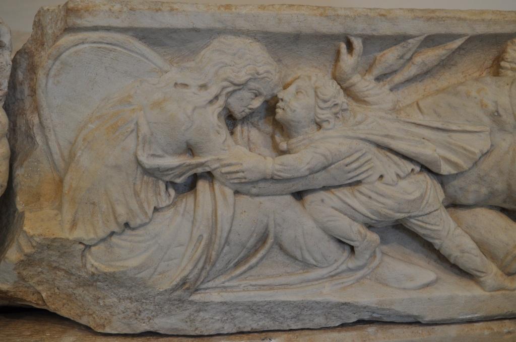 Ykstyiskohta sarkofagista