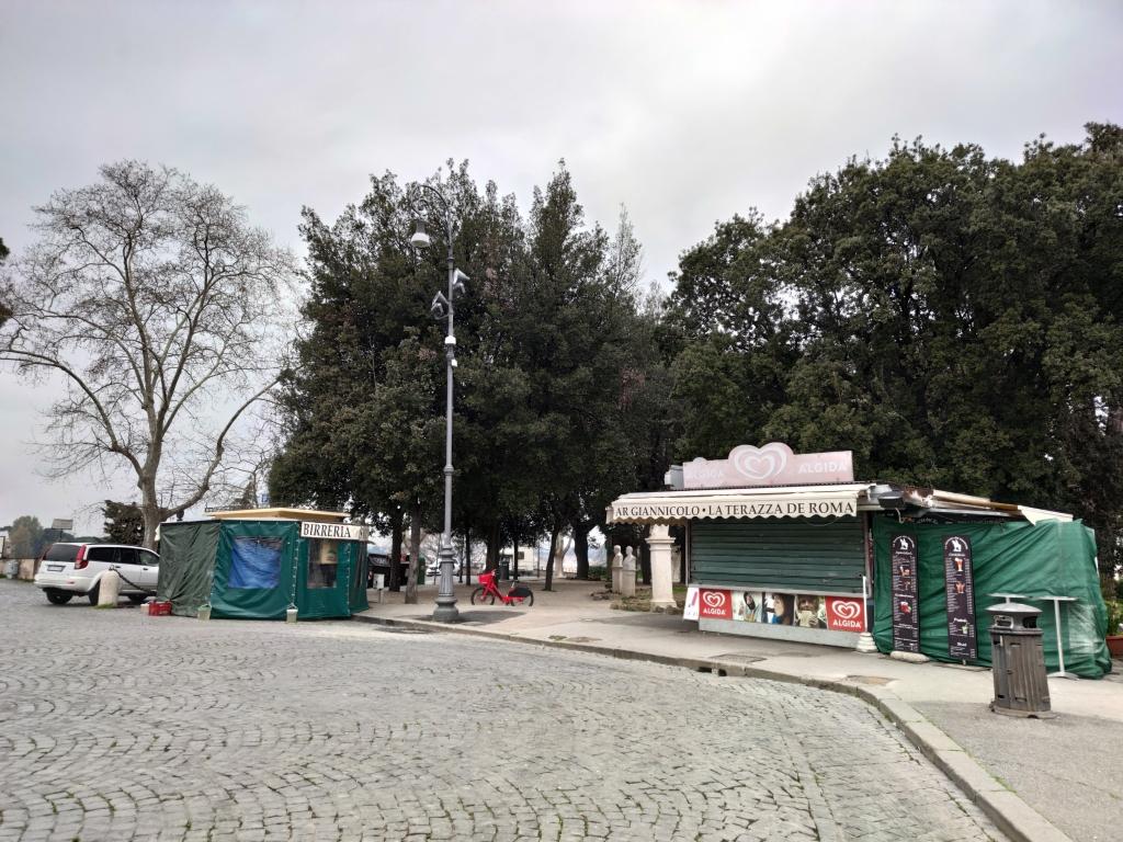 Kuva Piazza Garibaldilta